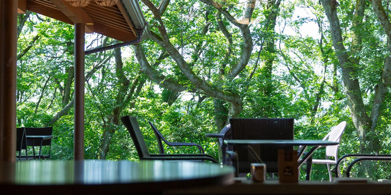 cafe 喫茶スペースのご案内