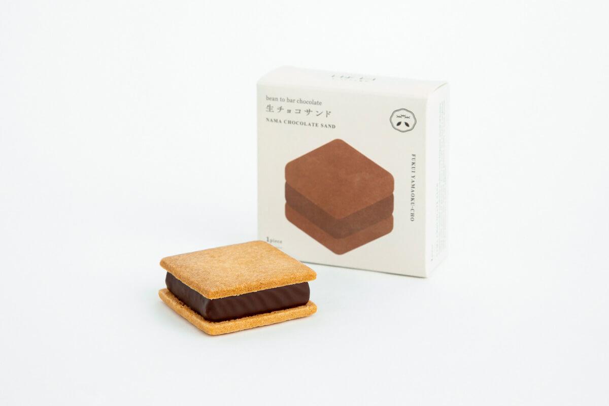 サンド 生 クッキー チョコ